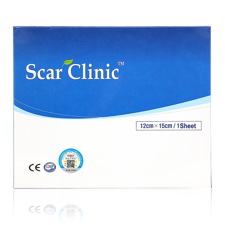 Scar Clinic强效疤痕贴12*15