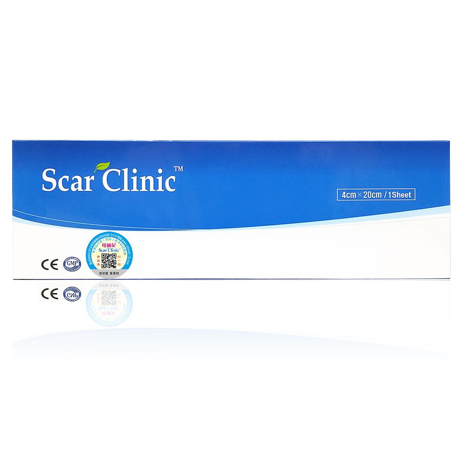 Scar Clinic强效疤痕贴4*20