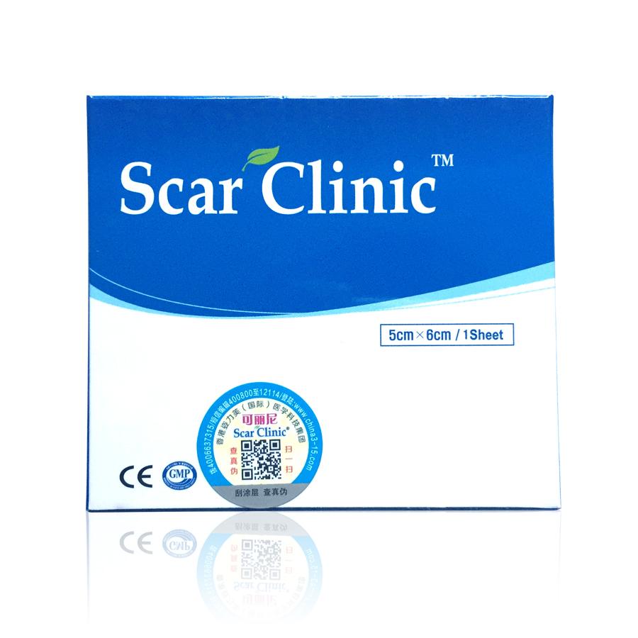 Scar Clinic强效疤痕贴5*6